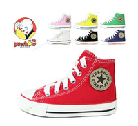 Wholesale Best Selling Children Canvas Shoes kids sports sneakers for boys and girls children shoes