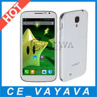5.0 Android 512M CUBOT P9 5 Inch MTK6572W Dual Core 1.2GHZ 4GB ROM QHD Capative Screen 5MP Camera Android 4.2 3G GPS Quad Bands Unlocked