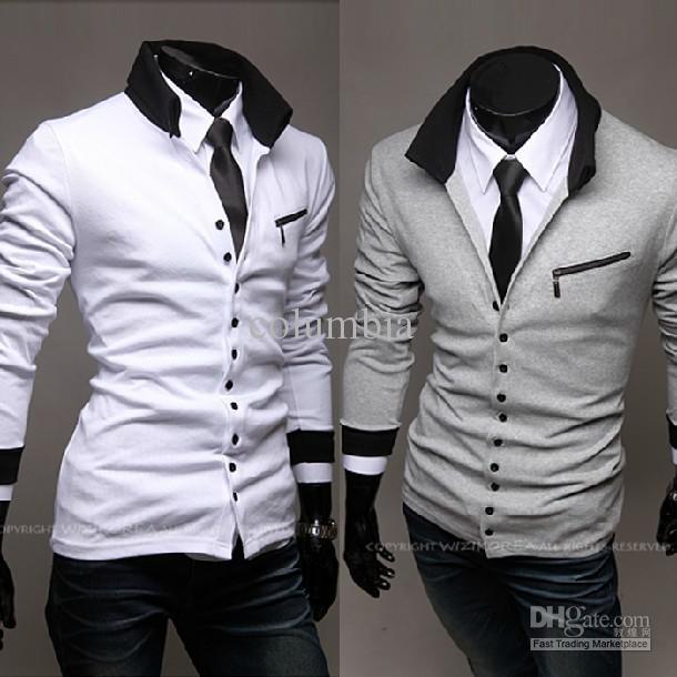 Men s sweater casual cardigan more decorative buttons men s sweater