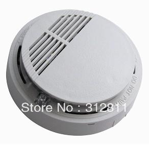 online cheap wireleess smoke detector work with 433mhz wireless alarm system by xieyanlong1988. Black Bedroom Furniture Sets. Home Design Ideas