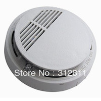 Wholesale Wireleess Smoke Detector Work with Mhz Wireless Alarm System