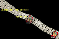 ap strap - Luxury Stainless Steel Strap For AP Royal Oak Offshore Bands Automatic Mens Watch Men s Watches