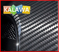 Wholesale 1 pc M Black quot D carbon fiber vinyl film D carbon fibre sticker D car sticker with bubble many color free FREESHIPPING TTT