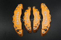 Wholesale Neverland Front Rear Universal Car Disc Brake Caliper Covers Brembo Look Medium Small D