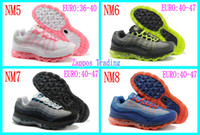 Wholesale 2013 Brand MAX95 airmax Shoes Mens And Women Athletic Shoes Running shoes Sport Shoes Colors Size