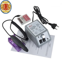 Wholesale Professional Manicure Pedicure Electric Drill Nail Pen Machine Set Kit File BitS V