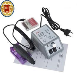 Wholesale Professional Manicure Pedicure Electric Drill Nail Pen Machine Set Kit File BitS V