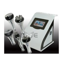 Wholesale New in Cavitation Liposuction Vacuum Bipolar RF Laser Slimming Machine