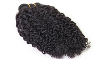 "Malaysian Hair Kinky Curly 100% Unprocessed Malaysian Human Hair FREE SHIPPING 1Piece 100% Virgin Malaysian Hair Extensions 5A Unprocessed Human Hair Weave Kinky Curly Natural Color 12""-26"" kc011"