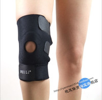 Wholesale Best seller sports safety knee pads mountaineering elbow amp knee pads knee cap mix order free shippng