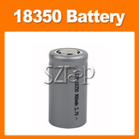 18350 Battery High performance Li- ion Rechargeable Battery f...