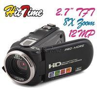 Wholesale 2Pcs quot Video Camera LCD Digital X Zoom MP Camcorder DV DC