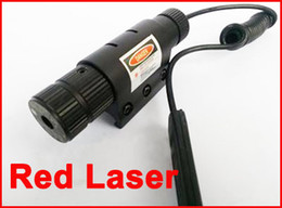 Tactical Red Dot Laser Sight Scope With Barrrel Mount fits 20mm picatinny rail