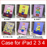 Wholesale 200PCS Despicable Me Minion Synthetic Stand Leathe...