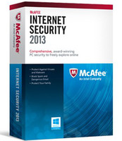 Wholesale genuine key Mcafee internet security year user