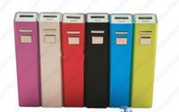 ipods - A2 Lip Gloss mAh External Battery Power Bank Charger iPhone iPads iPods