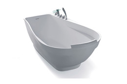 Wholesale Modern style acrylic solid surface Bathtub