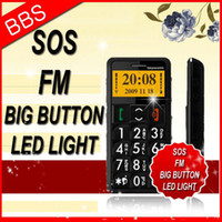 Cheap Old-people cellphone S302 big font big phone ZTE buttons