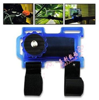 Wholesale New Bicylepod Bicycle Digital Plastic Action Mount For Camera Camcorder