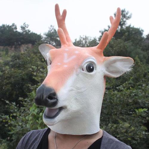 Маска оленя на голову