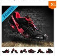 zapatillas salomon - Mens Salomon Shoes Men Boys Athletic Running shoes tennis Mejor Zapatillas Hombres de correr Shoes Sneakers Salomon speedcross On sale