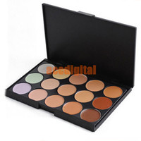 Wholesale colors makeup Camouflage Concealer Neutral Palette