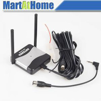 Wholesale Car Auto UHF VHF FM Mobile Active Antenna Local TV Antenna built in Booster CF