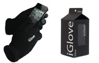Wholesale 50pairs With retail pack High quality Unisex iGlove Capacitive Touch Screen Gloves for iphone C S for ipad smart phone iGloves gloves CO