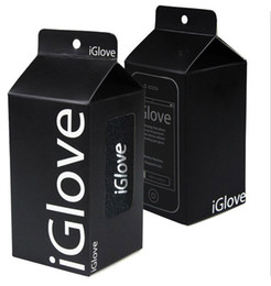 Wholesale Multi purpose Unisex iGlove Capacitive Screen Gloves for iphone for ipad for smart phone come with retail package
