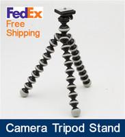 Wholesale Fedex Octopus Flexible Universal Digital Camera Tripod Stand Mini Holder Stand gorillapod medium size