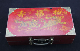 Wholesale Chinese pieces chess set box Xian Terracota Warrior International Chess AAA
