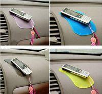Wholesale via FEDEX car anti slip mat sticky pad anti slip Pad for car for phone slip mat sticky pad