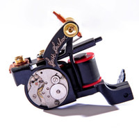 Wholesale New Design Luo s Tattoo Machine Guns Handmade For Liner Wrap Coils Tattoo Supply