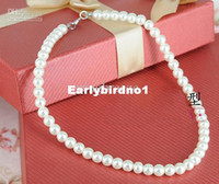 Wholesale Luxury Artificial Pearl Bridal Necklace wedding also For formal prom party