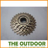 Freewheel Mountain Bikes Steel.Nickel plated. 6 speed car flywheel flywheel speed car bicycle freewheel