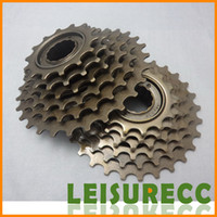 Freewheel Mountain Bikes Steel.Nickel plated. 6 speed car flywheel flywheel speed car bicycle freewheel