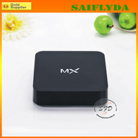 Wholesale Hot selling AML8726MX Android MX TV Box Dual core GHz GB RAM GB