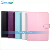 Folding Folio Case 7'' oem High Quality Tablet Leather Case for 7 ~10 inch A13 A20 Dual Core Q88 RK3188 ATM7029 Quad Core Tablet PC
