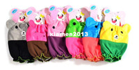 Wholesale 12 pairs cartoon oversleeves for women and children elastic girls over sleeves cute cleaning arm oversleeve