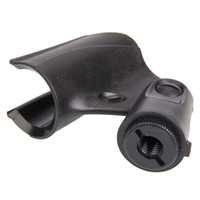 Wholesale Brand New Microphone MIC Clip Holder Y00042