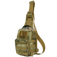 Wholesale WINFORCE TACTICAL GEAR WS quot Rambler quot Tactical Chest Bag CORDURA QUALITY GUARANTEED OUTDOOR SHOULDER BAG