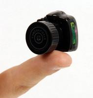 HOT New plus petit mini caméra caméscope DV espion caché Web Cam Livraison gratuite