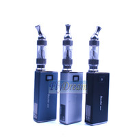 Wholesale iTaste MVP Long Lasting mAh Adjustable Rechargeable MVP E cigarettes VV Quit Smoking Electronic Cigarettes iClear30 Clearomizer Flydream