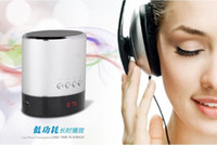 Wholesale Mini Portable Speaker with LED screen With FM Radio With TF Card Slot For Mp3 Mp4 Computer mobile phone