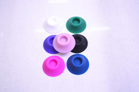 Wholesale Ego Battery Base eGo Sucker Silicone Sucker Base Holder for eGo T Battery MT3 CE4 Vivi Nova Electronic Cigarette Ecig