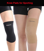 Wholesale High Quality Sports Knee Pads Brace support for Sporting Climbing Football Riding Runing Volleybal Basketball S M L