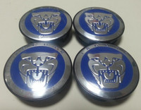 Wholesale Hot Sale Jaguar Alloy Wheel Centre Cap Caps Car Badge Emblem Emblems Different Colour