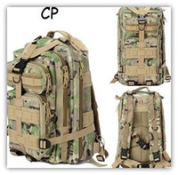 Wholesale Tactical Military Style Level III Medium Transport MOLLE Assault Pack Bag Backpack CP Camo