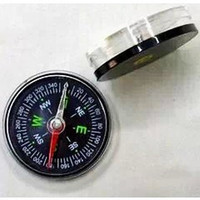 Wholesale Cheap brief outdoor adventure COMPASS Diameter mm weigh g chic compass Funny accurate popular compass ON SALE