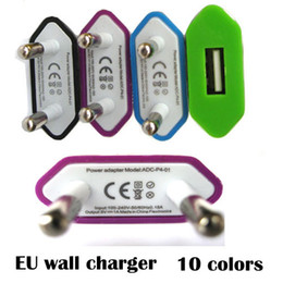 Wholesale lowest price Ipone5 s c EU Plug Genuine V A mAh USB Power Travel Adapter AC Wall Charger for iPhone Samsung MOQ